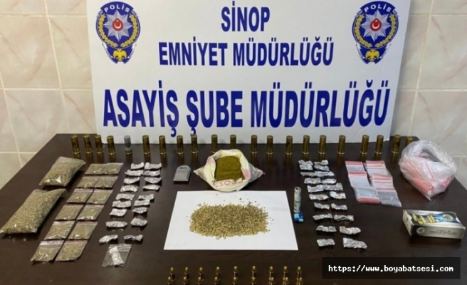 İl Emniyet Müdürlüğü'nden narkotik operasyonu