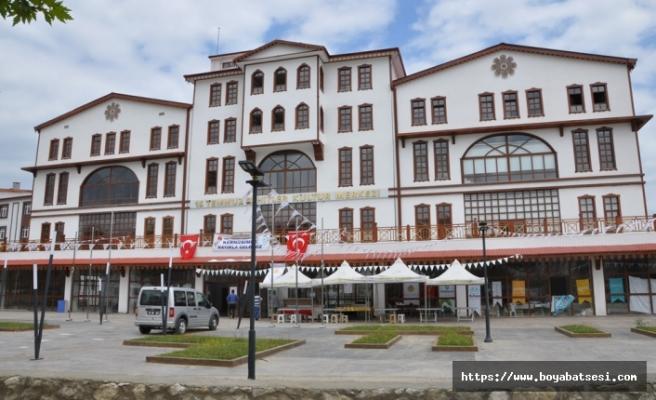 Belediye'den duyuru ; Hamam geçici süreli kapatıldı