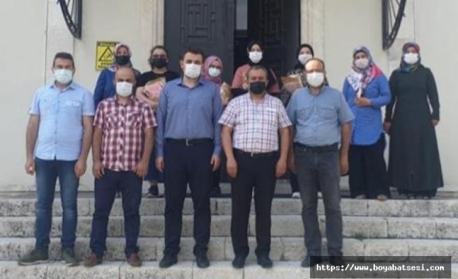 Şehit Ersoy Gürsu Anadolu Lisesi öğrencilerİ ödüllendirildi