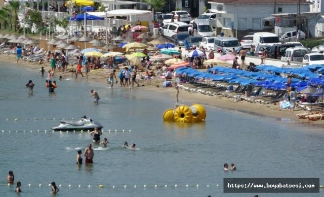 Sinop'ta artan turist sayısı 'virüs endişesi' yaşatıyor