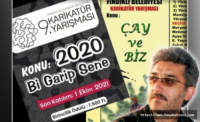 Ayrancıoğlu ulusal yarışmalarda jüri üyesi