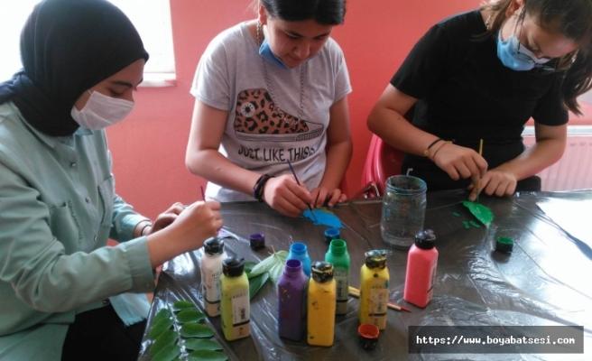 Boyabat FSM İHO'da telafi eğitimleri devam ediyor