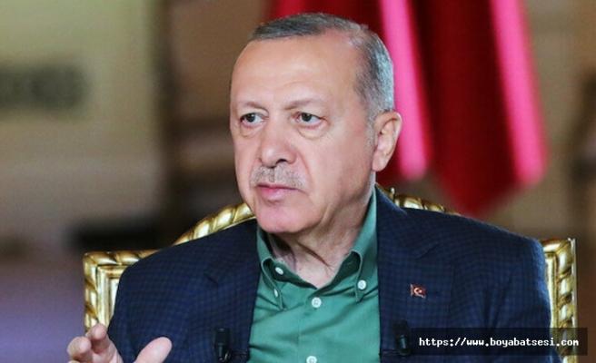 Erdoğan, afet bölgesi ilan edilen yerlere verilecek desteklerin ayrıntılarını paylaştı