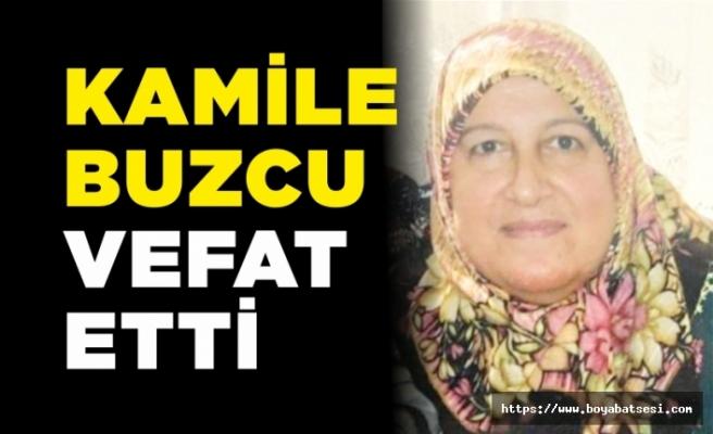 Kamile Buzcu vefat etti