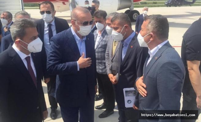 Sinop afet bölgesi ilan edildi