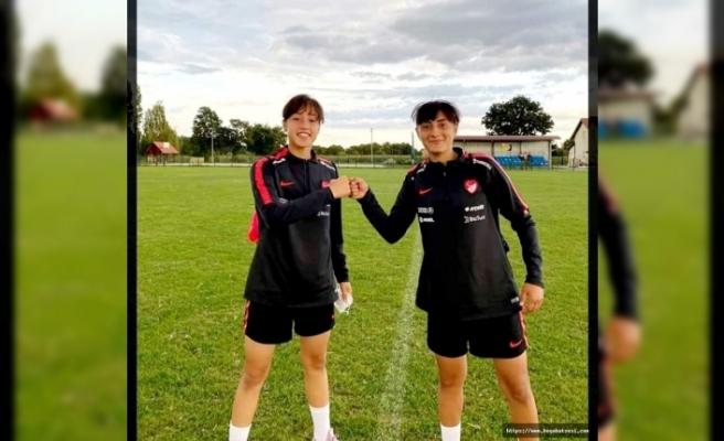 Boyabatlı futbolcu kızlara Milli takımdan davet