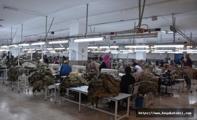 Boyabat Nevan Tekstilde çalışacak işçiler aranıyor