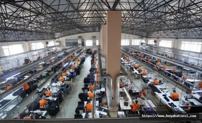 Sinop'ta fabrika gibi cezaevi
