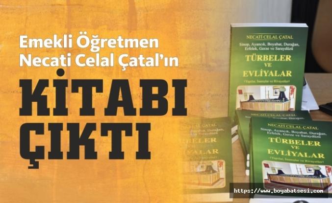 Emekli Öğretmen Necati Celal Çatal'ın Kitabı Çıktı