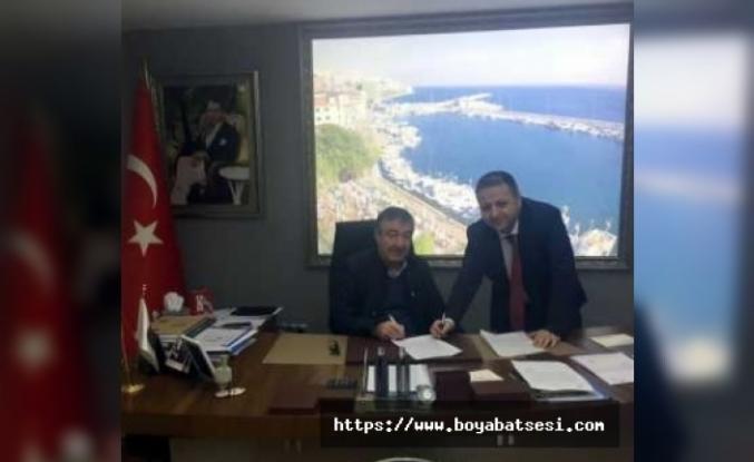 Sinop TSO ile TEB arasında protokol imzalandı