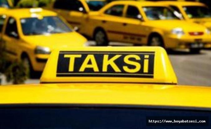 Boyabat'ta Satılık Ticari Taksi Plakası