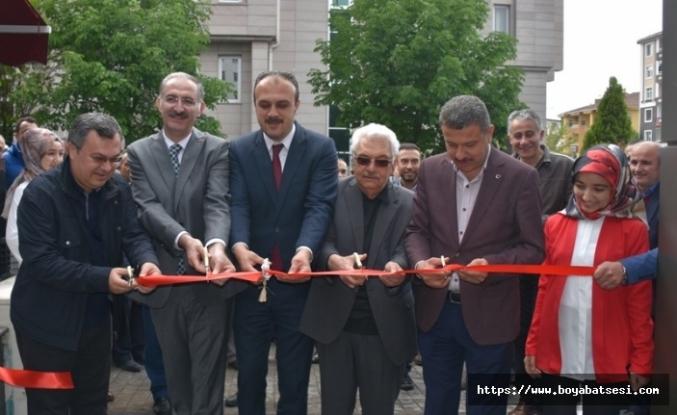 Boyabat'ta Türkmen Hukuk Bürosu Açıldı