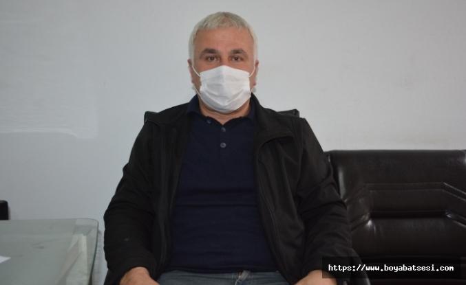Sinop'ta salgına rağmen 272 kişi işyeri açtı