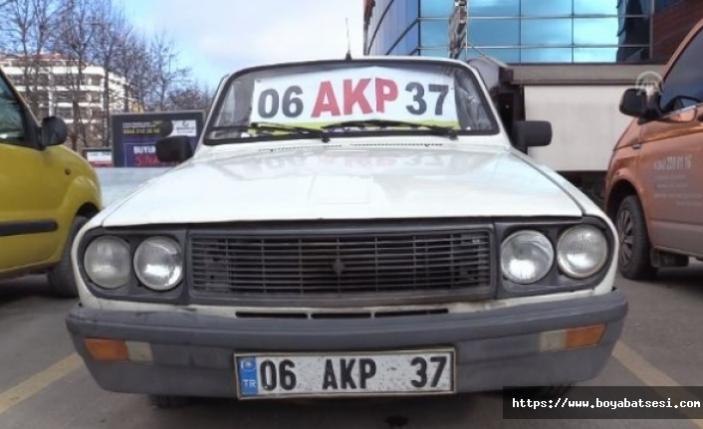 Bu otomobil 150 bin lira