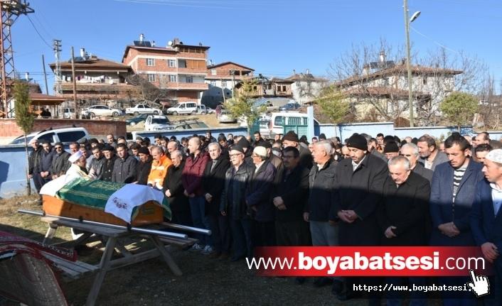 Kurusaray Köyü'nden Turan Erkul, Dualarla Toprağa Verildi