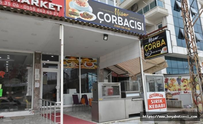 Hisar Çorba, Boyabat'ta Farklı Lezzetiyle Müşterilerinden Tam Not Alıyor