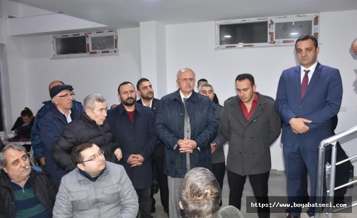 Barış Karadeniz'den Hasan Kara'ya Destek Ziyareti