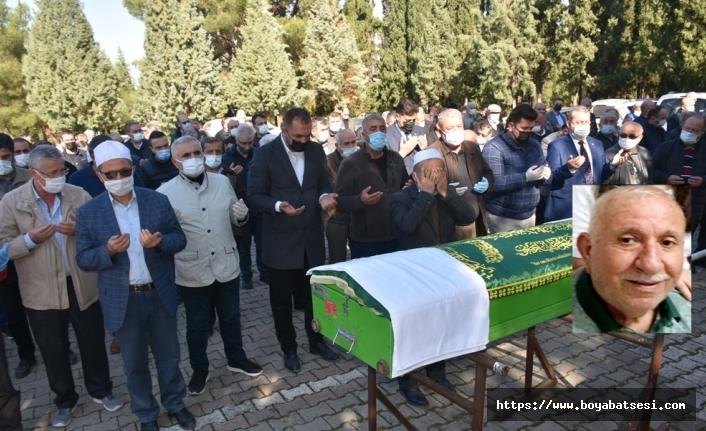 Hacı Mustafa Mutlu dualarla toprağa verildi