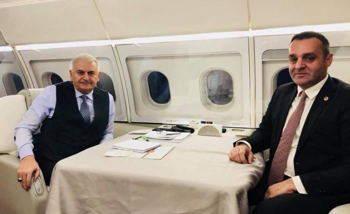 TBMM Başkanı Binali Yıldırım ve Barış Karadeniz Macaristan'da