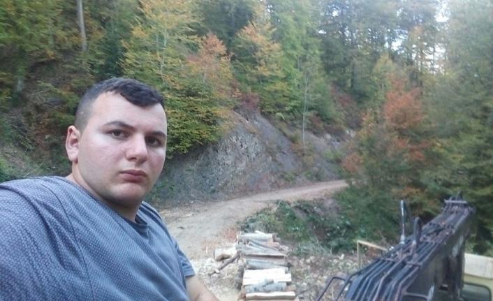 Türkeli'de İş Makinesi Uçuruma Yuvarlandı 1 Ölü