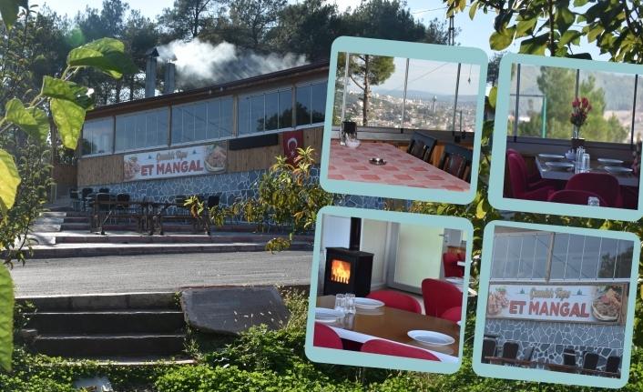 Eşsiz bir manzara ve lezzetler için Çamlık Seyir Tepe Et Mangal