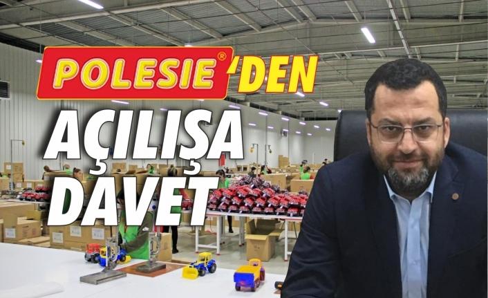 Sinop Oyuncak Fabrikası Süleyman Soylu ile açılıyor