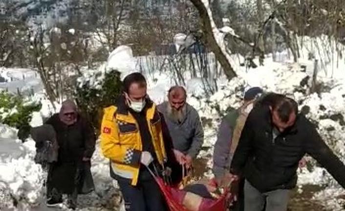 Hasta kurtarma operasyonu