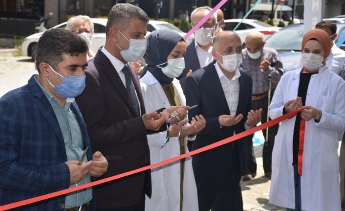 Boyabat'ta ilk özel '' Beslenme ve Diyet Kliniği'' açıldı
