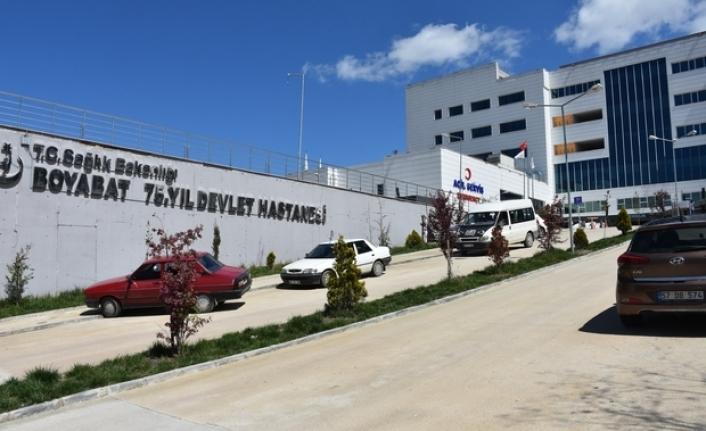 Boyabat Devlet Hastanesi Doğalgaz Dönüşüm İşi ihaleye çıkıyor