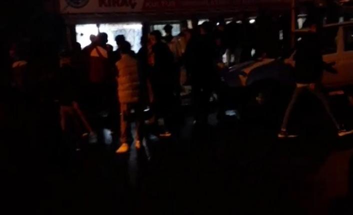 İstanbul'da Sinop Derneğini bastılar