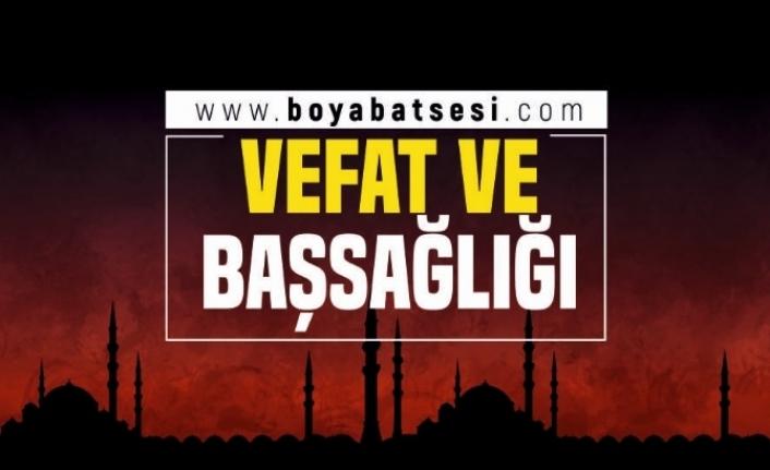 Hacı Mustafa Mutlu vefat etti