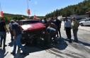 Boyabat Sanayi Sitesi'nde Trafik Kazası : 2...