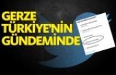 Gerze Türkiye'nin gündemine oturdu