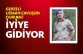 Şırnak'ta Yaralanan Askerimiz Ankara'da