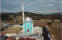 Kızılırmak Cami İbadete Açıldı
