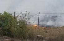 Boyabat Durağan Arasında Anız Yangınları Tehlike Oluşturuyor
