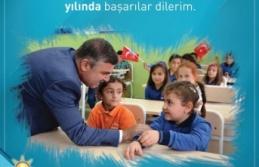 Nazım Maviş'ten Eğitim Öğretim Yılı Mesajı