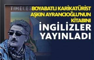Aşkın Ayrancıoğlu'nun Kitabı İngiltere'de...