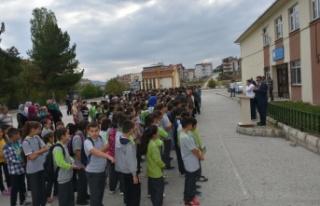 Okullar Açıldı, 2018-2019 Eğitim ve Öğretim...