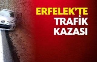 Erfelek'te Trafik Kazası