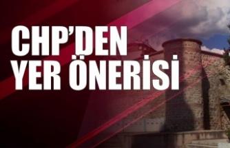 Mustafa Eker Millet Kıraathanesi İçin Yer Gösterdi