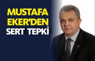 Mustafa Eker''Durağan'ı Hurdalığa Çevirdiler''