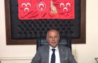 Mhp İl Başkanı Fahri Ulusoy Sert Tepki Gösterdi