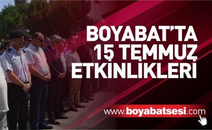 15 Temmuz Şehitlerini Anma, Demokrasi Ve Milli Birlik GünüEtkinlikleri