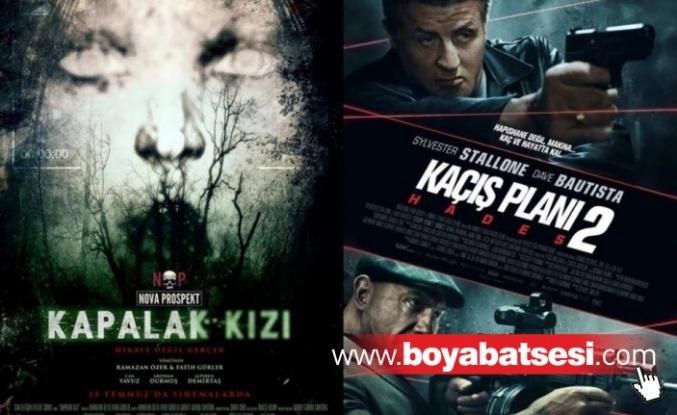 Boyabat Cine1can Sinemasında Bu Hafta