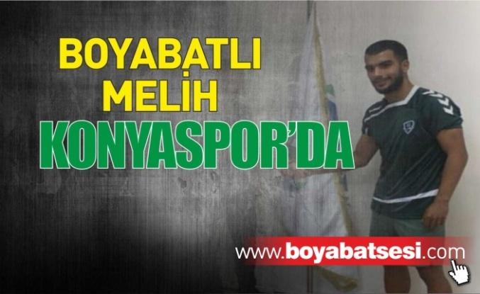 Boyabatlı Futbolcu Konyaspor'da