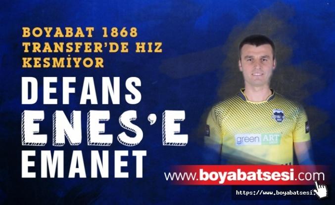 Boyabat 1868 Spor transfer sezonuna hızlı başladı.