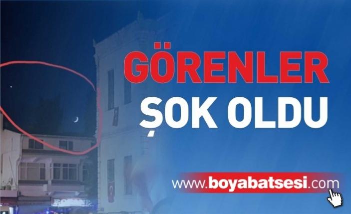 Sinop'ta Yapılan Programa Bu Görüntü Damga Vurdu